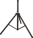 Nissindo AMS-001B Heavy Duty Speaker Stand w/ Top Holder (Pair)