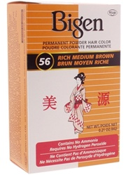 Bigen Permanent Powder Hair Color 56