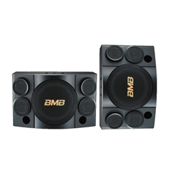 "BMB CSE-310 II 500W 10"" 3-Way Karaoke Speakers"