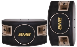 BMB CSV480 500W 10″ 3-Way Karaoke Speakers