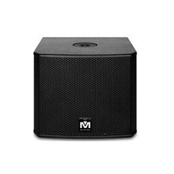 Better Music Builder DFS-112 SUB 1200W Bass Powered Subwoofer