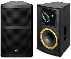 Better Music Builder DFS-912 High-End Karaoke Speaker 300W(Pair)