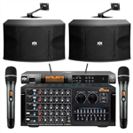 IdolPro Platinum Package - Powerful Complete Karaoke System