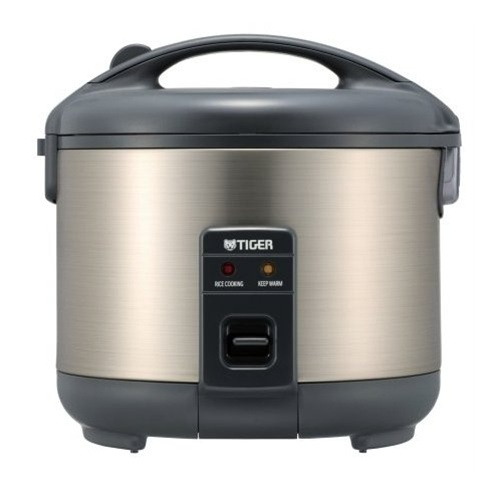 Tiger Jnp S18u 10 Cups Stainless Steel Rice Cooker