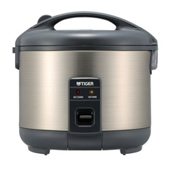 Tiger JNP-S18U 10 Cups Stainless Steel Rice Cooker