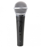 Shure SM58S Microphone with On/Off Switch