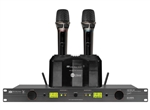 Better Music Builder VM-93C G2 Professional UHF Rechargeable Wireless Microphone System