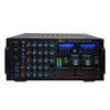 IDOLmain IP-5900 6000W Digital Echo Karaoke Mixing Amplifier With Repeat/Delay Control, HDMI/Optical Inputs