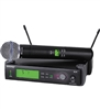 Shure SLX24/Beta58 Wireless Microphone System